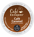 Café Escapes – Café Caramel K-Cups