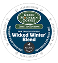 Green Mountain Coffee - Fair Trade Wicked Winter Blend