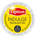 Lipton - Indulge Rich Black Tea K-Cups