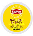 Lipton - Natural Energy K-Cups