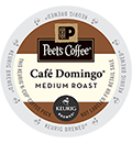 Peet's Coffee & Tea - Cafe Domingo® K-Cups