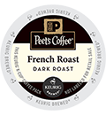 Peet's Coffee & Tea - French Roast K-Cups