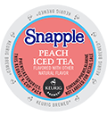 Snapple - Peach Iced Tea K-Cups