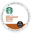 Starbucks® - Breakfast Blend K-Cups
