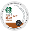 Starbucks® - Pike Place® Roast K-Cups