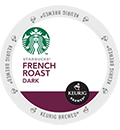 Starbucks® - French Roast K-Cups