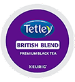 Tetley Tea - British Blend Tea K-Cups