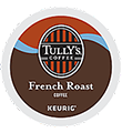 Tully's - French Roast K-Cups