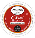 Twinings - Decaf Chai Tea K-Cups