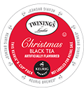 Twinings - Christmas Black Tea K-Cups