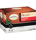 Twinings - Organic & Fair Trade Breakfast Blend Tea K-Cups