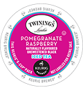 Twinings - Pomegranate Raspberry Iced Tea K-Cups