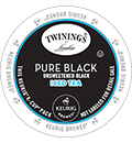Twinings - Pure Black Iced Tea K-Cups