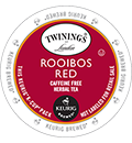 Twinings - Pure Rooibos Herbal Tea K-Cups