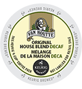 Van Houtte® - Decaf House Blend K-Cups